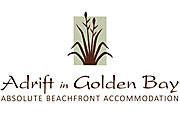 Adrift in Golden Bay - Beachfront Accommodation